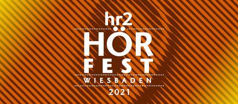 Logo hr2 Hörfest Wiesbaden 2021