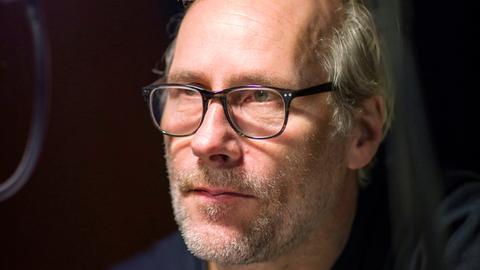 """Wolfram Koch als Sir Walter Elliot in """"Überredung"""""""