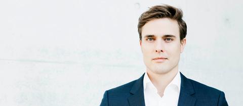 Der neue Tagesschausprecher Constantin Schreiber