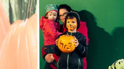 """Familien hatten ihren Spaß auf dem """"hr3-Kürbisfest"""""""