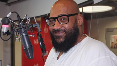 Rapper und Musikproduzent Moses Pelham
