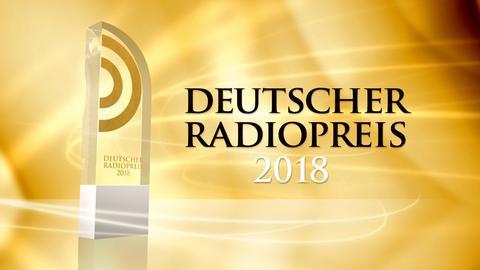 Bildmarke Deutscher Radiopreis-Award