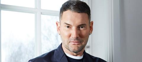 Modedesigner Michael Michalsky
