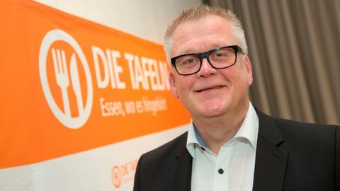 Jochen Brühl, Vorsitzender der Tafel Deutschland e. V.