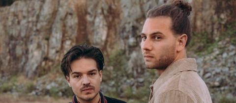 Clemens Rehbein und Philipp Dausch (Milky Chance)