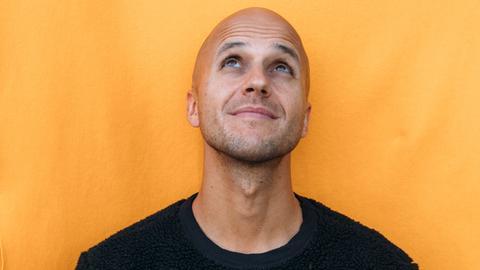 Sänger und Songwriter Milow
