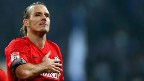 """""""Fußballgott"""" Alex Meier, Ex-Spieler von Eintracht Frankfurt"""