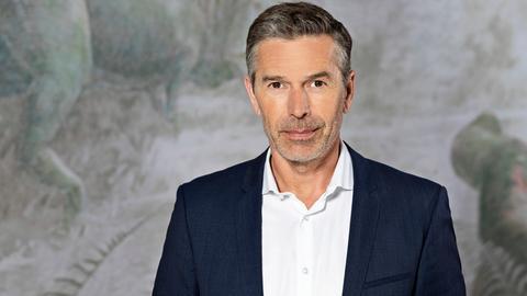 Wissenschaftsjournalist Dirk Steffens