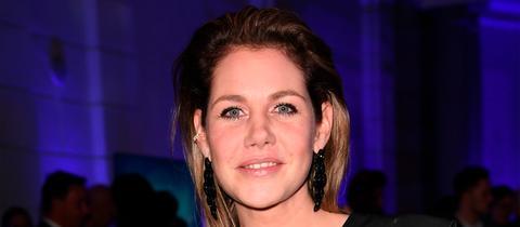 Die Schauspielerin Felicitas Woll