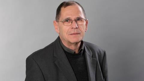 Pfarrer Dr. Christoph Klock.