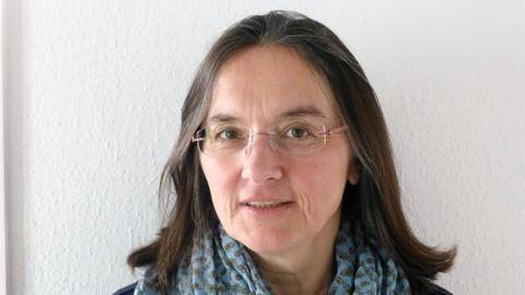 Pfarrerin Christiane Hoffmann