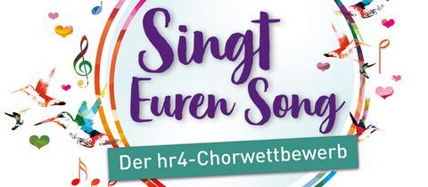 """Keyvisual neu """"Singt Euren Song"""": Der hr4-Chorwettbewerb"""