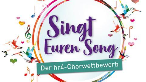 Logo hr4-Chorwettbewerb 2019