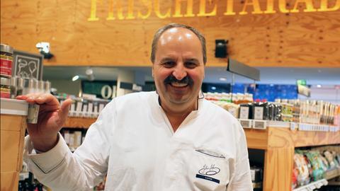 Johann Lafer kocht für Hessens Helden