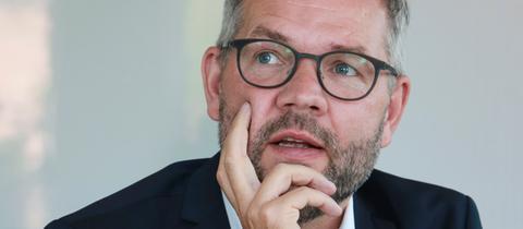 Michael Roth (SPD), Bundestagsabgeordnete aus Bad Hersfeld und Staatsminister für Europa im Auswärtigen Amt