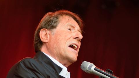 Udo Jürgens live auf dem Hessentag im Jahr 2007