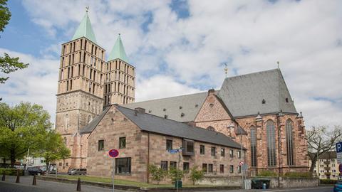 Die evangelischen Kirche St. Martin in Kassel