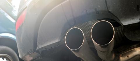 Stickstoffdioxidwerte sollen in Frankfurt gesenkt werden