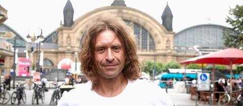 Wolfgang Barth (Einrichtungsleiter Drogennotdienst Frankfurt)
