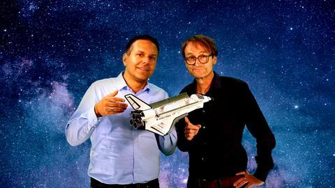 Dirk Wagner (l) und Oliver Günther (r)