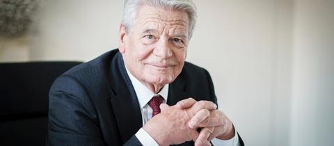 Joachim Gauck, Autor und Bundespräsident a.D.