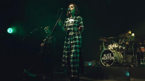 Sängerin Alice Merton
