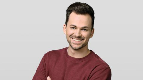 YOU FM-Moderator Nick Ellenberger