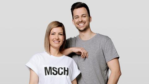 Susanka Kröger und Nick Ellenberger