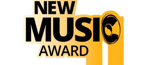 """Die Bildmarke zum """"New Music Award 2019"""""""