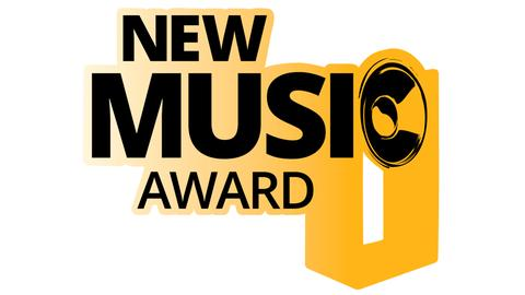 "Die Bildmarke zum ""New Music Award 2019"""