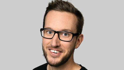 YOU FM-Moderator Benne Schröder