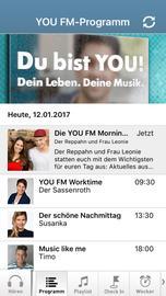 Die Radio-Apps des hr