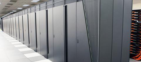 Grossraumserver zur Datenspeicherung