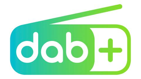 DAB+-Logo