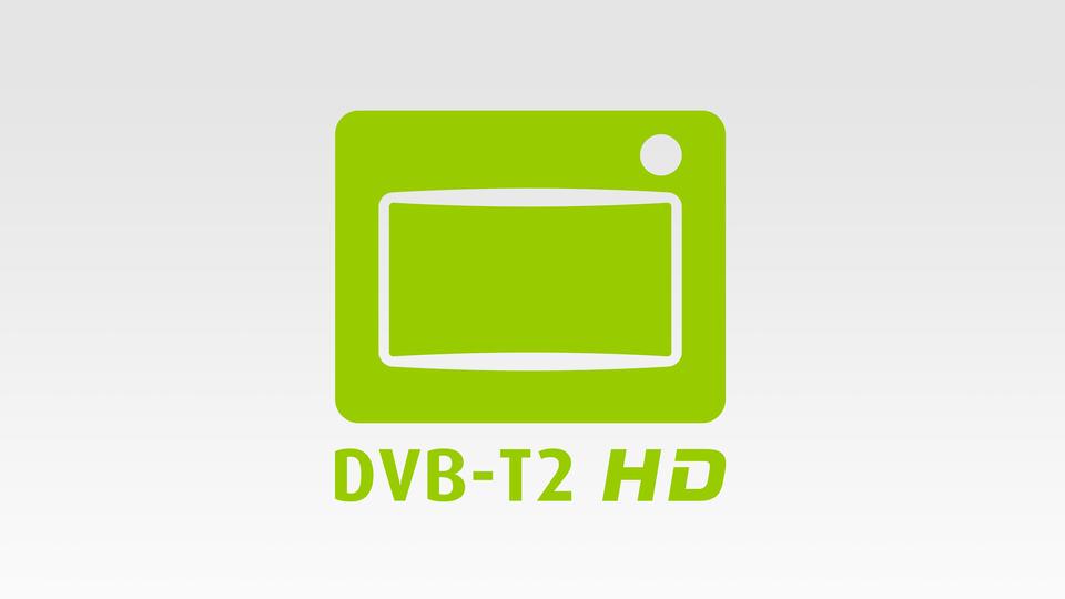 DVB-T2-HD Logo