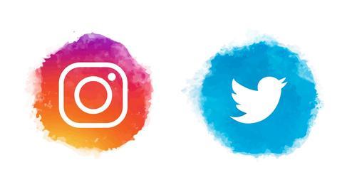 Social Media-Icons
