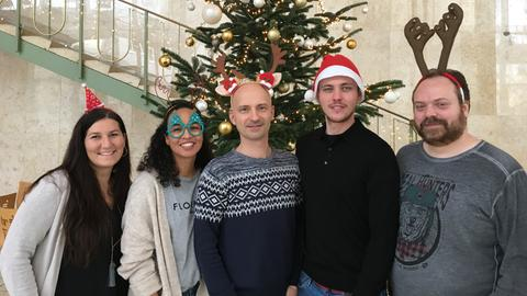 hr.de-Adventskalender 2019: Team