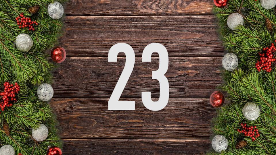 hr.de-Adventskalender 2019: Türchen 23
