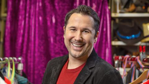 Entertainer und Moderator Andy Ost zur Fastnacht