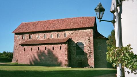 Basilika Michelstadt