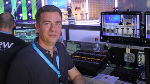 Udo Stärz, lichtgestaltender Kameramann