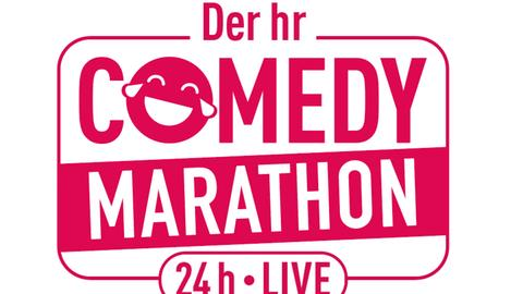 Logo: hr-Comedy-Marathon