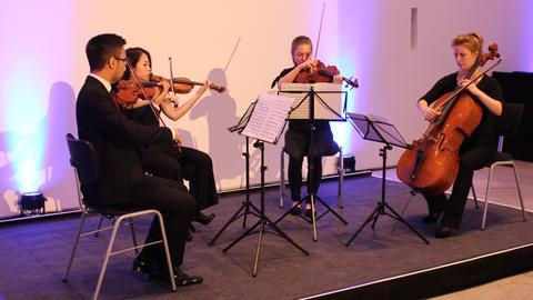Stipendiaten des hr-Sinfonieorchesters.
