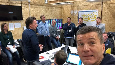 Redaktionssitzung-NBC