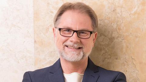 hr-Wetter-Redakteur Wolfgang Rossi
