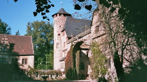 Schloss Fürstenau in Michelstadt