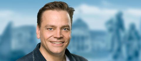 """Sönke Hebestreit, Redakteur bei der """"Hessenschau"""""""