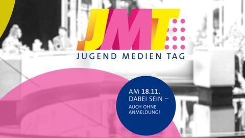 Logo ARD Jugendmedientag 2021
