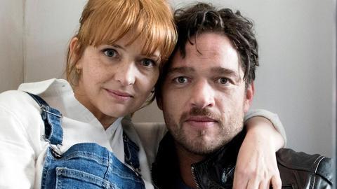 Laura Tonke und Ronald Zehrfeld