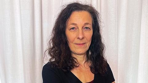 Porträtfoto Christine Rütten